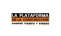 La plataforma de la construcción